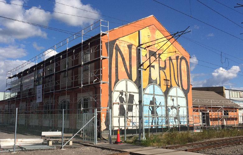 Renovering av Inferno 1s