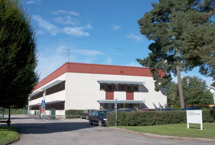 Upplandsgatan 2-4 Kontorsfastighet vid Ericssons fabrik 1s