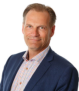 SIMS Recyclings vd, Håkan Schede.